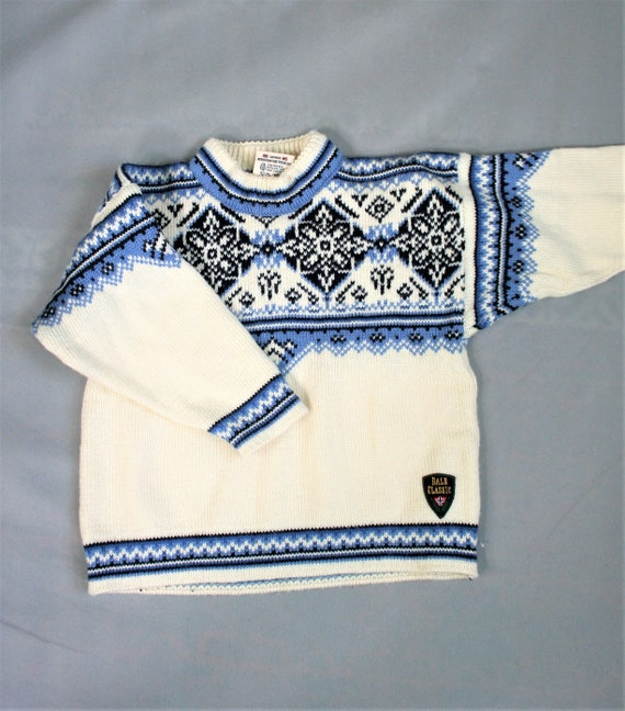 Little Ski Bum - Child Size 6 - Dale of Norway - W