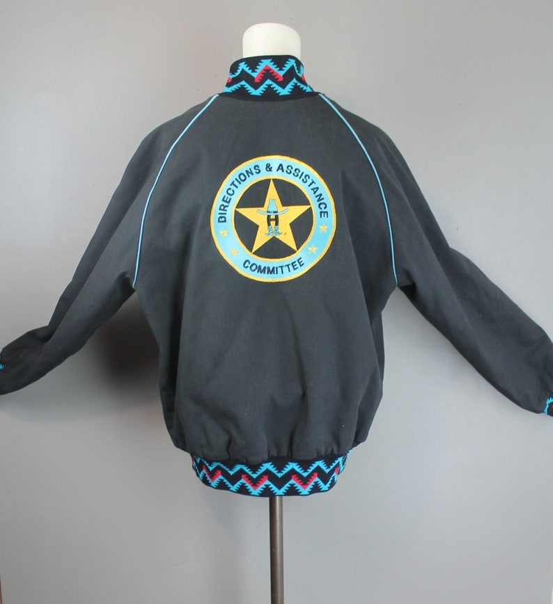 Houston Livestock Show and Rodeo Member Association Jacket Cowboy UP
