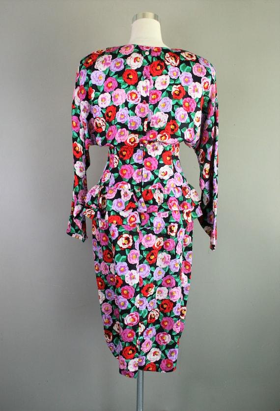 Bloomer - Circa 1980s - Silk - Wide waistband - P… - image 2