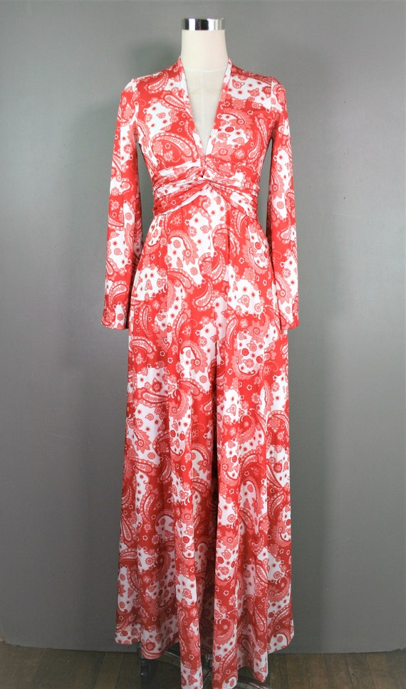 Lillie Rubin - 1970's - Jumpsuit - Palazzo Pants … - image 3