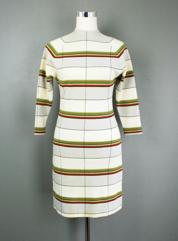 Off the Grid - Mod -1960-70s - Italian Wool Knit -