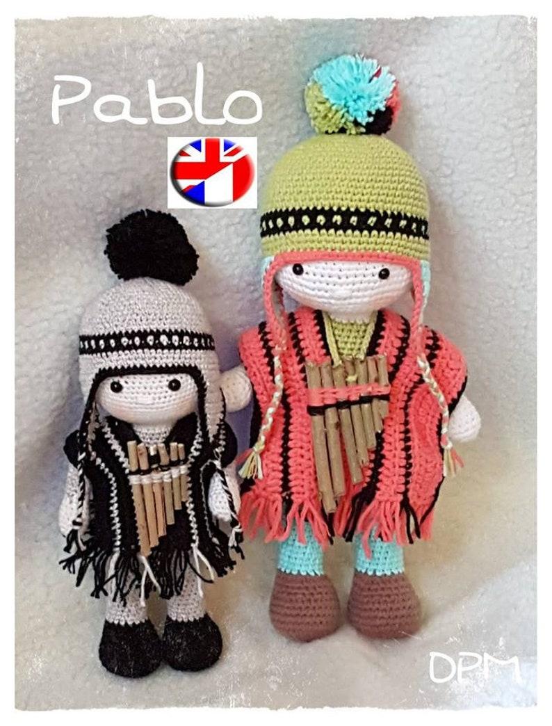 Ragdoll Llama Free Crochet Pattern • Spin a Yarn Crochet | 1044x794