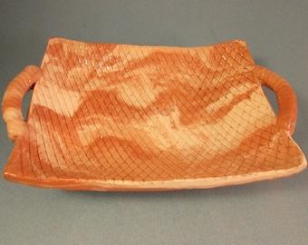 Neriage Ceramic Dish