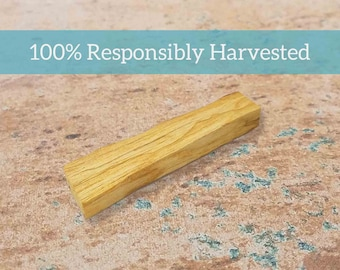 Palo Santo Smudge Sticks | Cleansing & Purifying Your Home | Self Care, Healing, Wellness, Stress and Anxiety Relief | Air Freshener Incense