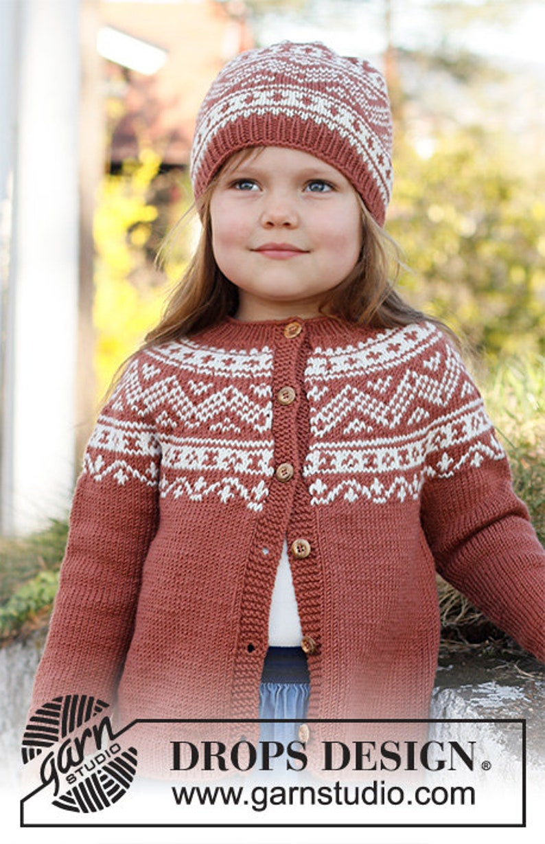 made in France size 2-12 years Hand made KID/'S VEST
