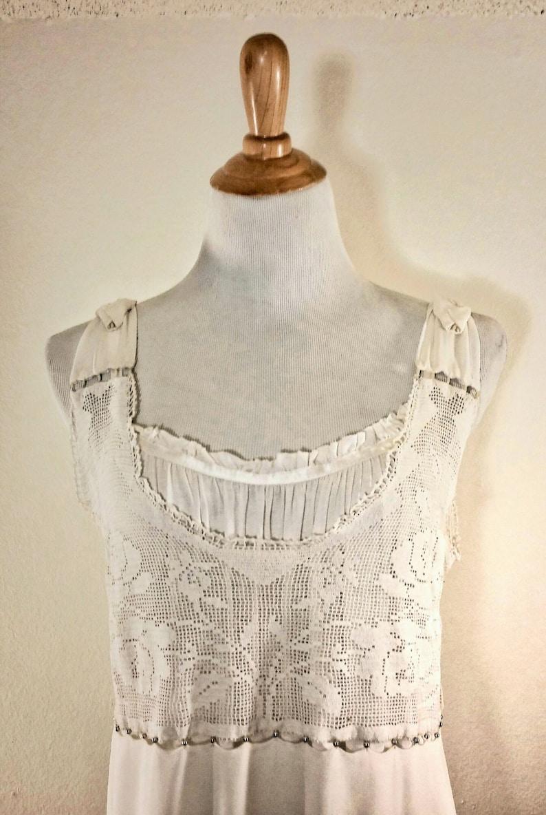 Repurpose Vintage Wedding Dress