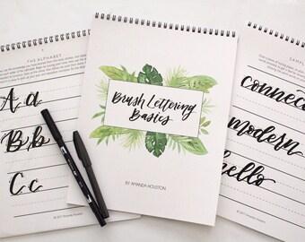 Brush Lettering Starter Kit