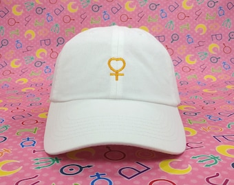 Sailor Venus Symbol Cap