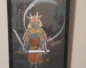 Samurai; Sheet Ghost Series