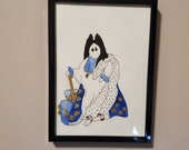Louis XIV; Sheet Ghost Series
