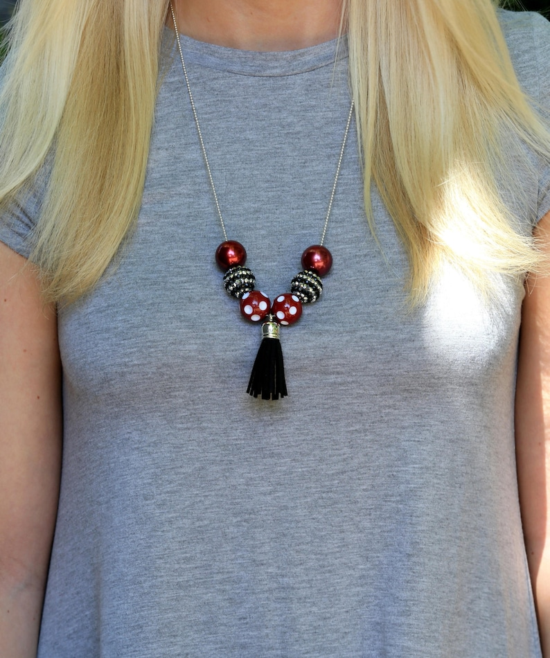 Game Day Necklace Game Day Jewelry University of South image 0