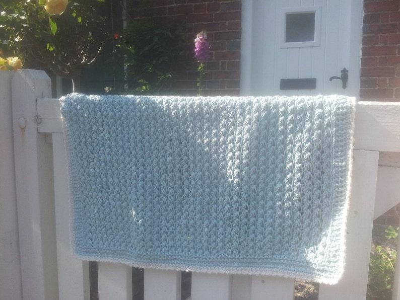 3208e7776926 Baby Blanket Knitting Pattern PDF Baby Shower New Baby