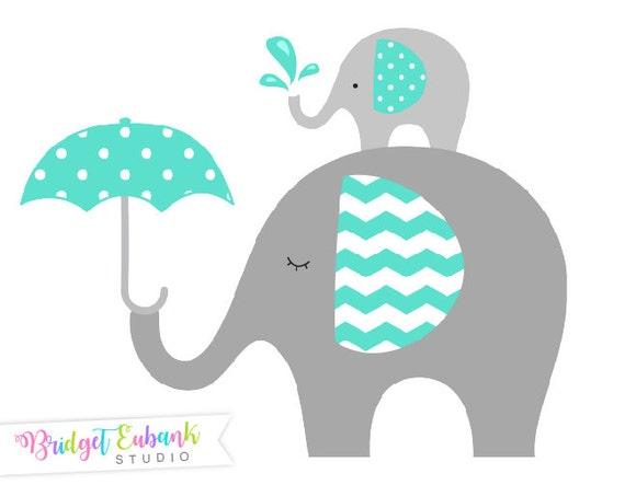 elephant clipart baby elephant clipart elephant clip art etsy rh etsy com baby elephant clip art images baby elephant clip art free images