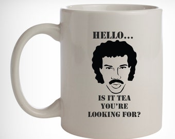Hello is it Tea You're Looking For Coffee Mug - Personalized Mug, Coffee Cup, Custom Coffee Mug, Unique Mugs - Gifts for Him