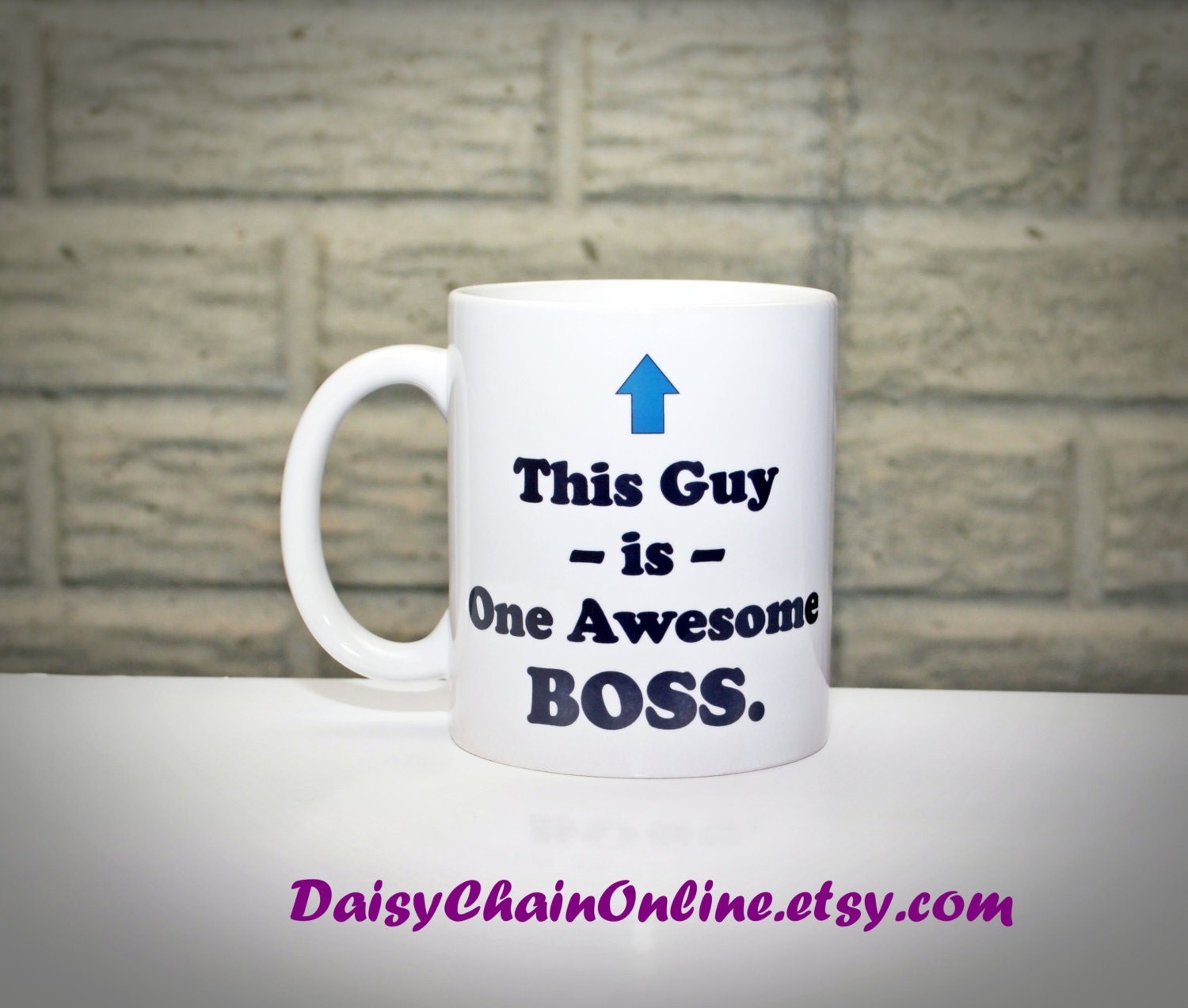 Gift for Boss Funny Coffee Mug for Boss Christmas Gift Gift | Etsy