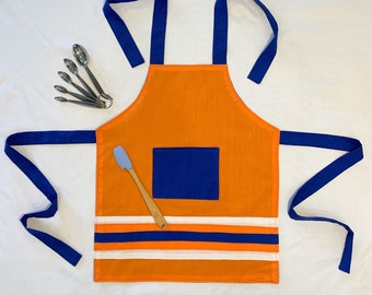 Kids Hockey Apron!