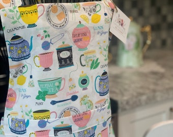 Teacup Aprons - Customized For Adults and Children