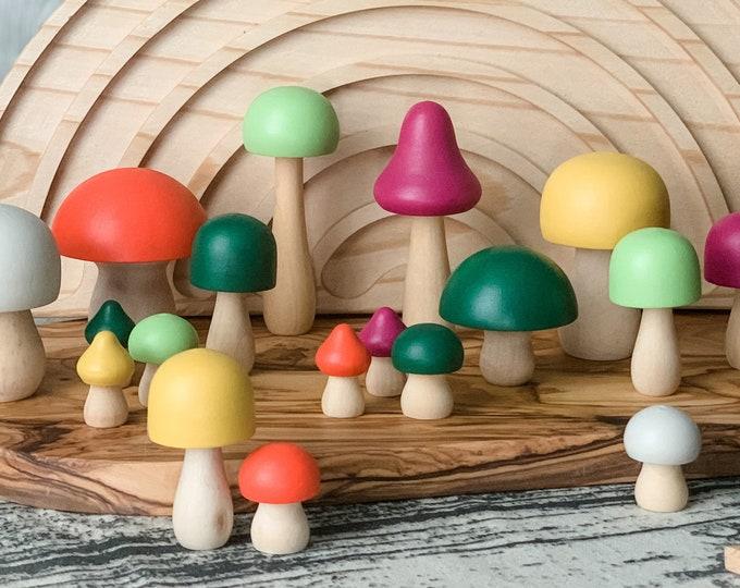 Summer Mushroom Sets