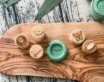 Garden Life Play Dough Stamps