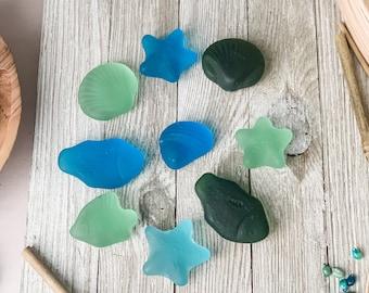 Sea Glass Shapes
