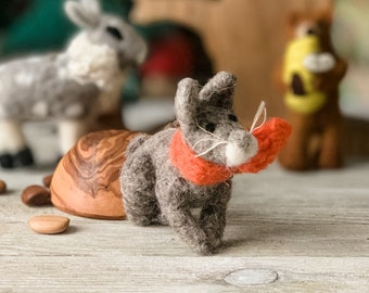 Little Grey Hare