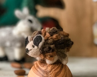 Hedgie Hedgehog