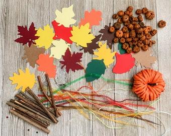 Autumn Craft Pack
