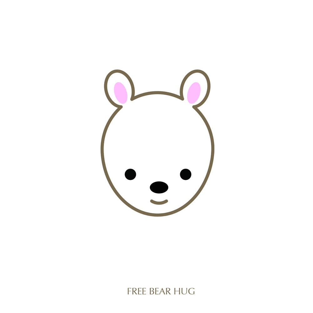 227 free bear hug greeting card encouragement compassion