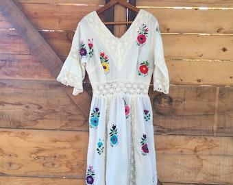 Mexican wedding dress | Etsy