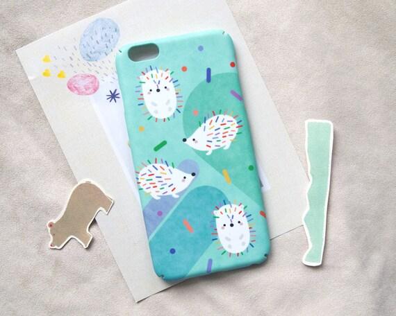 iphone 8 plus case hedgehog