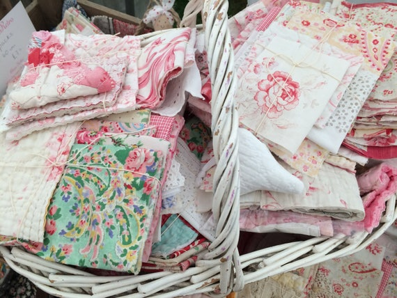 Scrap pack bundles quilt fabric pieces 70 x 50 cms area coverage