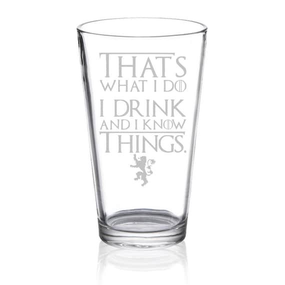 Trinken I Drink And Weiß Sachen Do Kapuzenpullover Game Of Thrones Inspiriert