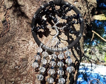Onyx and Crystal Tree Of Life