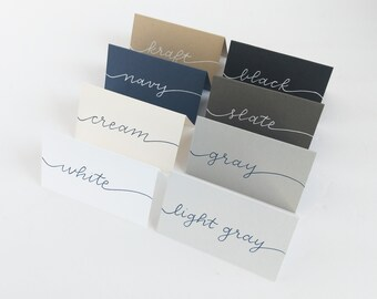 place cards etsy