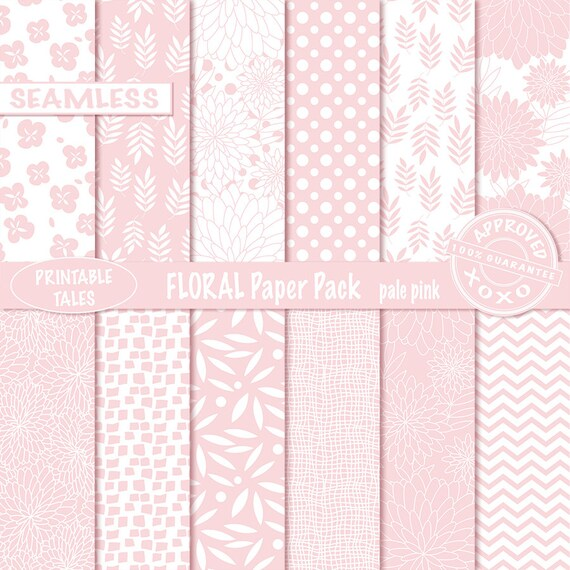 Baby Shower Favours Sweet Bags Kits Personalised Pink Polka Dot Florals x12