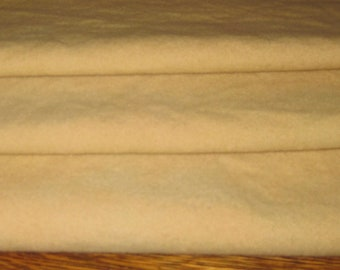 Lighter MAPLE SUGAR 4-9SL-WF121 Hand dyed 100 Percent Wool. Order your choice of size.