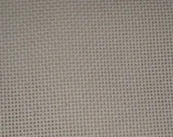 "3/4 yard (27"" x 58"") Cotton Rug WARP Rug FOUNDATION Cloth FABRIC / Backing for Rug Hooking"