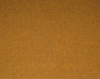 COLONEL MUSTARD Mill-dyed 100% Wool, Fat 1/4 or Fat 1/2 yard, Washed & Fulled