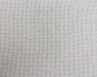 COUNTRY CREAMERY Textured Mill-dyed 100% Wool, 1/2 yard, Washed & Fulled.