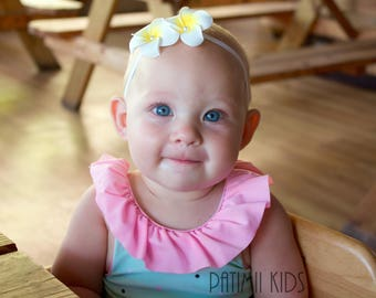 Hawaiian Headband  Baby stretch headband  Infant headband Child headband aa8a81796dd