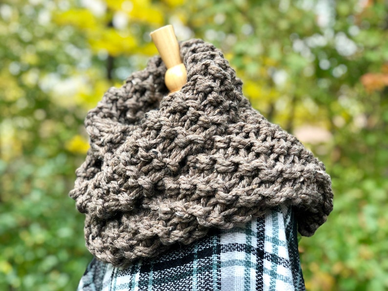 Sassenach Inspired Claire S Mobius Cowl Knitting Pattern Etsy
