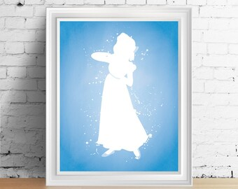 Disney Wendy downloadable digital art print