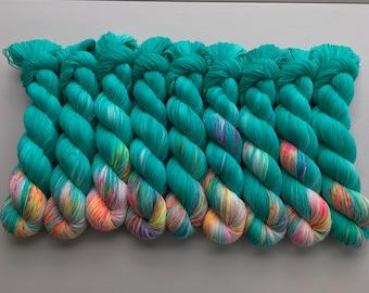 Moana Hand Dyed Yarn