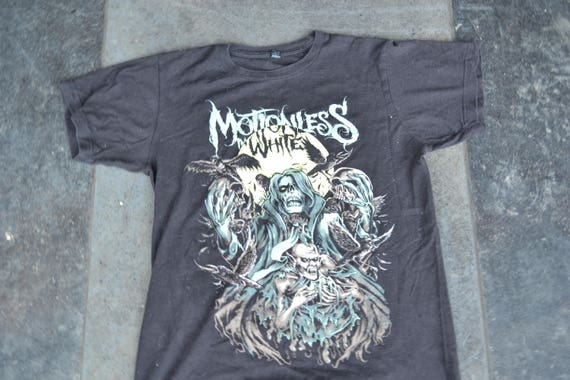 Motionless In white Music Band Collection Hoodie Men/'s Full print