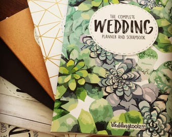Wedding Planner Book - Wedding Planning made easy. How to plan a wedding.