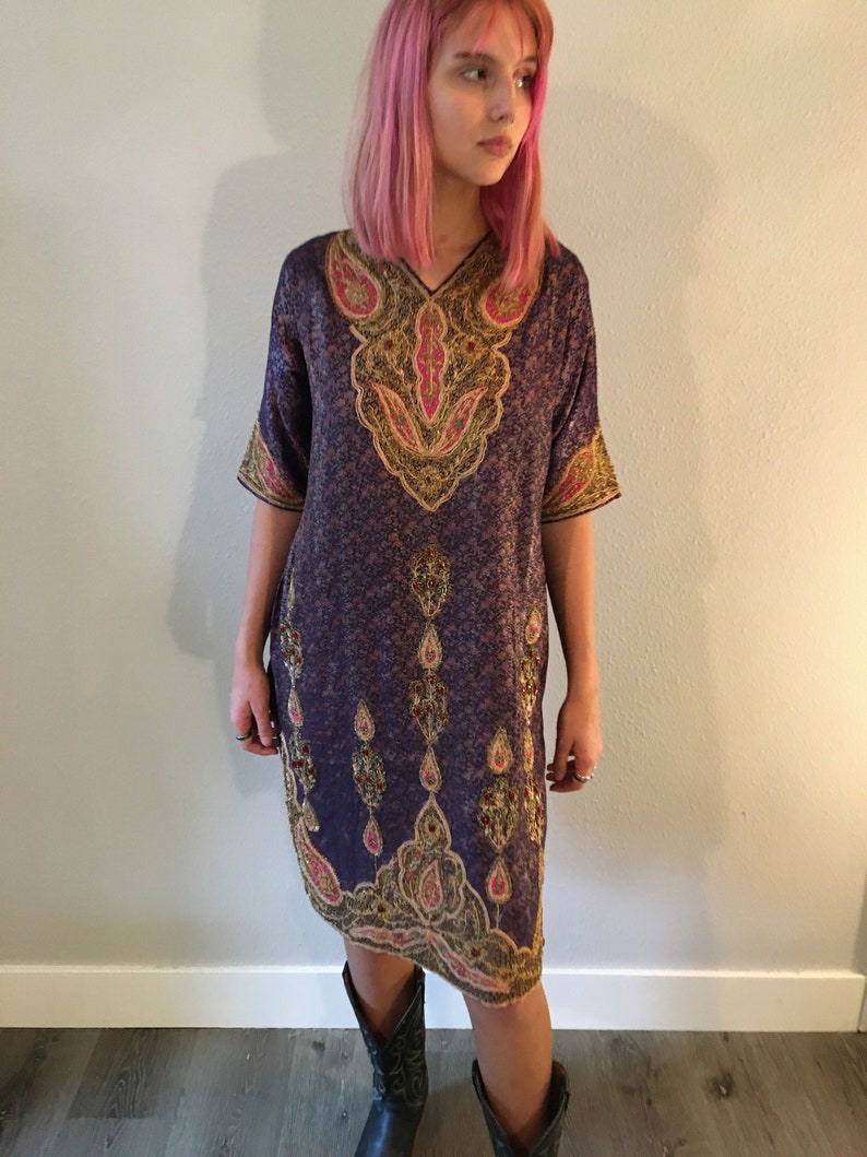 Sari dress size medium