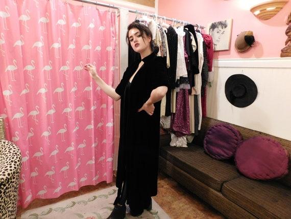 Lovely  Velvet Coat/ Opera Coat/ Maxi coat/ Lovely