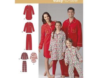 6f1f972a3b Simplicity Sewing Pattern 1504 Child s