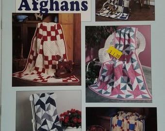 Quilt Afghans Instruction Booklet