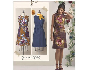 Simplicity Pattern 8570 Gertrude Made Dresses